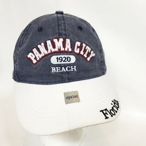 Panama city Beach Florida 1920 Washed Pigment Cap